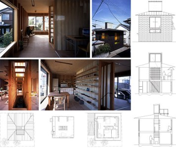 Tiny Houses   Little Lots  Floor Plans for Very Small Homes Other architectural