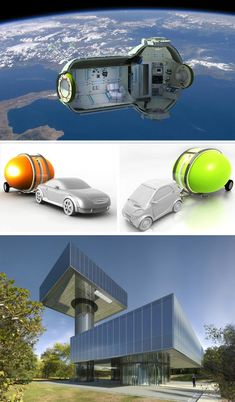 From Deep Seas To Outer Space 30 Futuristic Home Designs