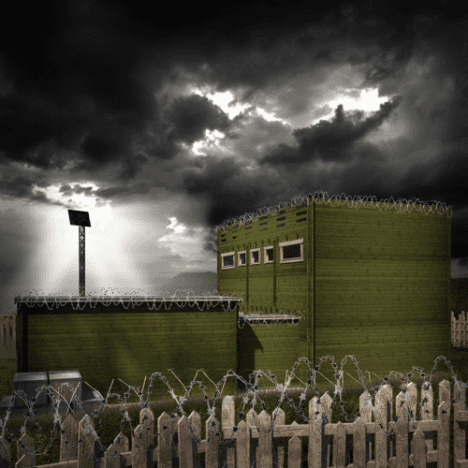Buy Your Own Zombie Fortification Cabin For Just 146 000