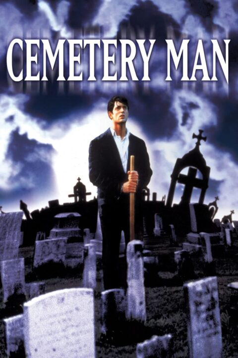 Cemetery Man The Addams Family Double Feature