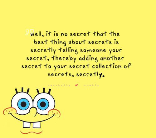 The Secret About Secrets Home Doug Johnson S Blue