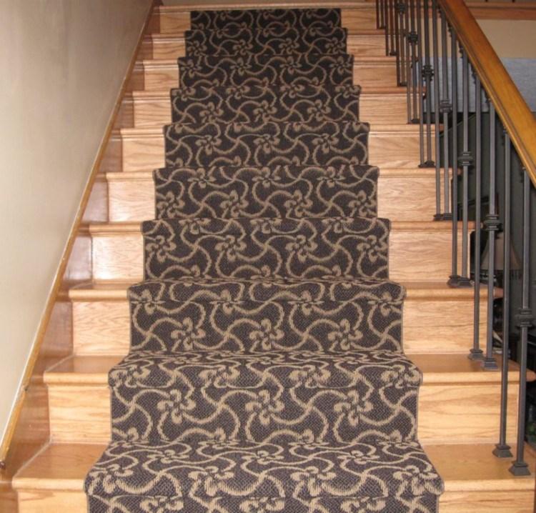 Carpet Stair Runner Carpet Runner Stair Runner | Carpet Runners For Steps | Good Quality Carpet | Starter Step Carpet Runner | Solid Colour | Hollywood | Light Grey
