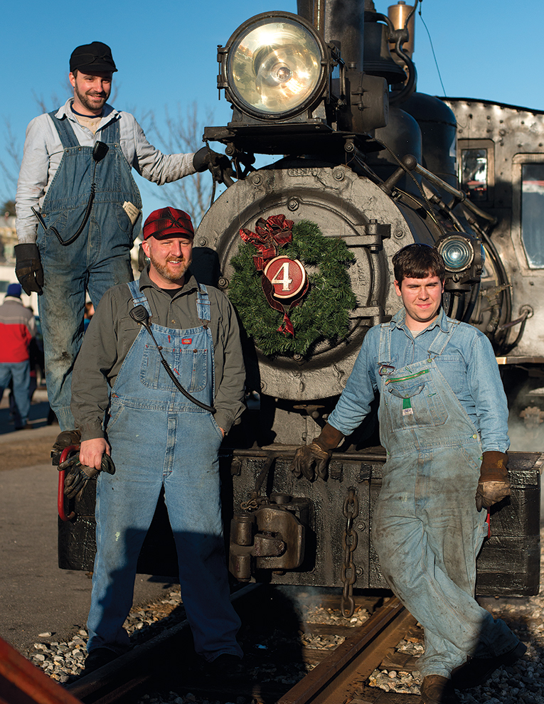 Christmas Trains in Maine – Down East Magazine