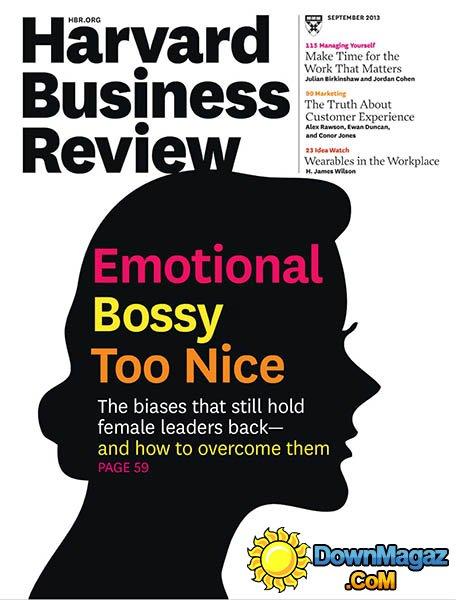 harvard business review - 456×600