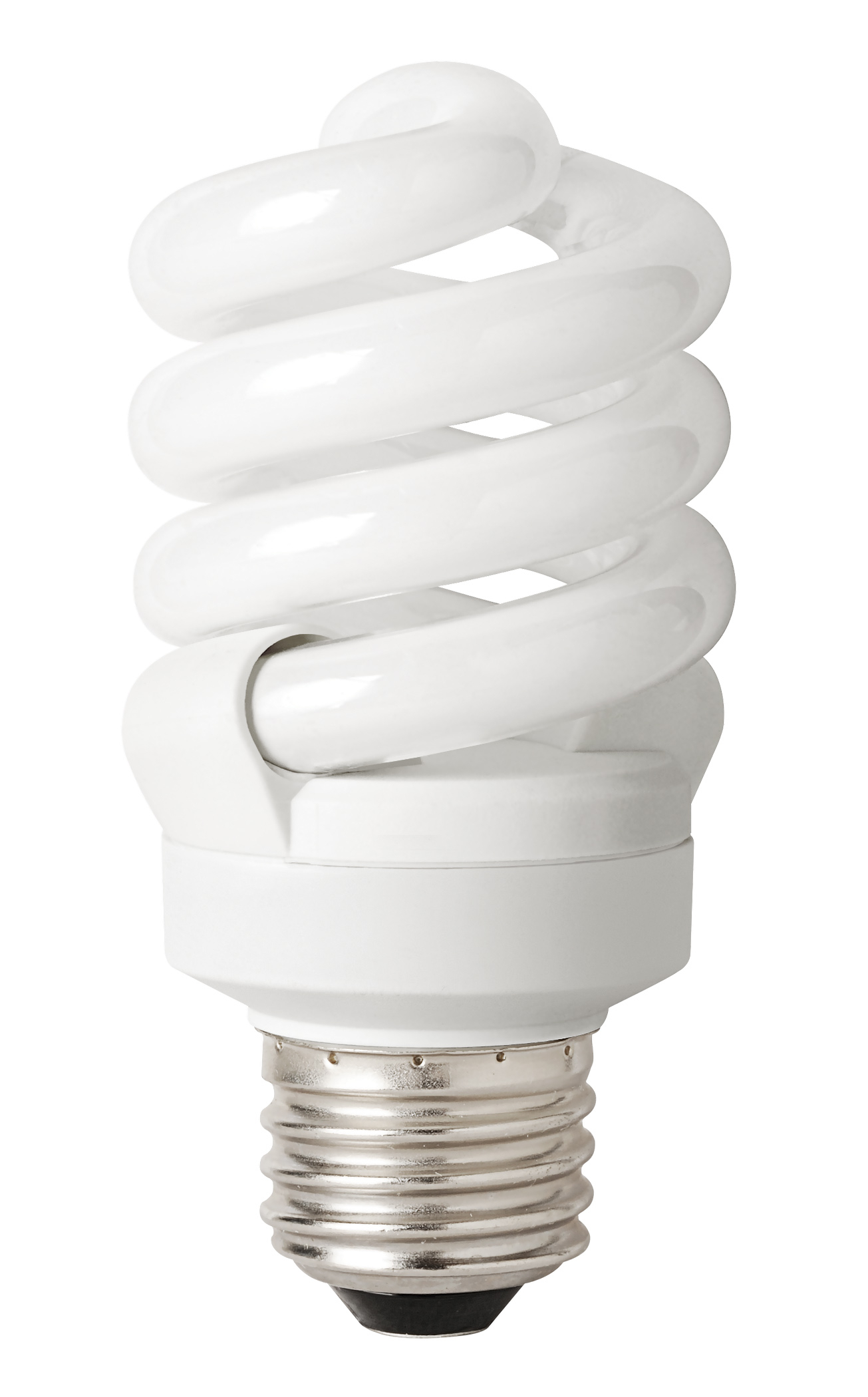Circline Fluorescent Light Bulb Fixture
