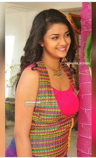 Actress Keerthi Suresh T