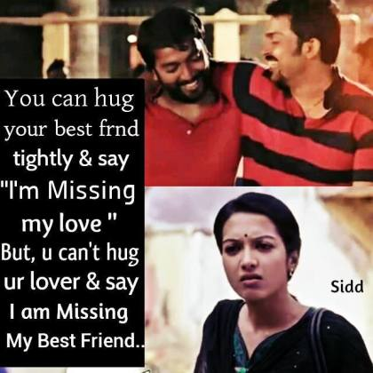 Missing Friends Images With Quotes In Tamil - Wallpaperzen org