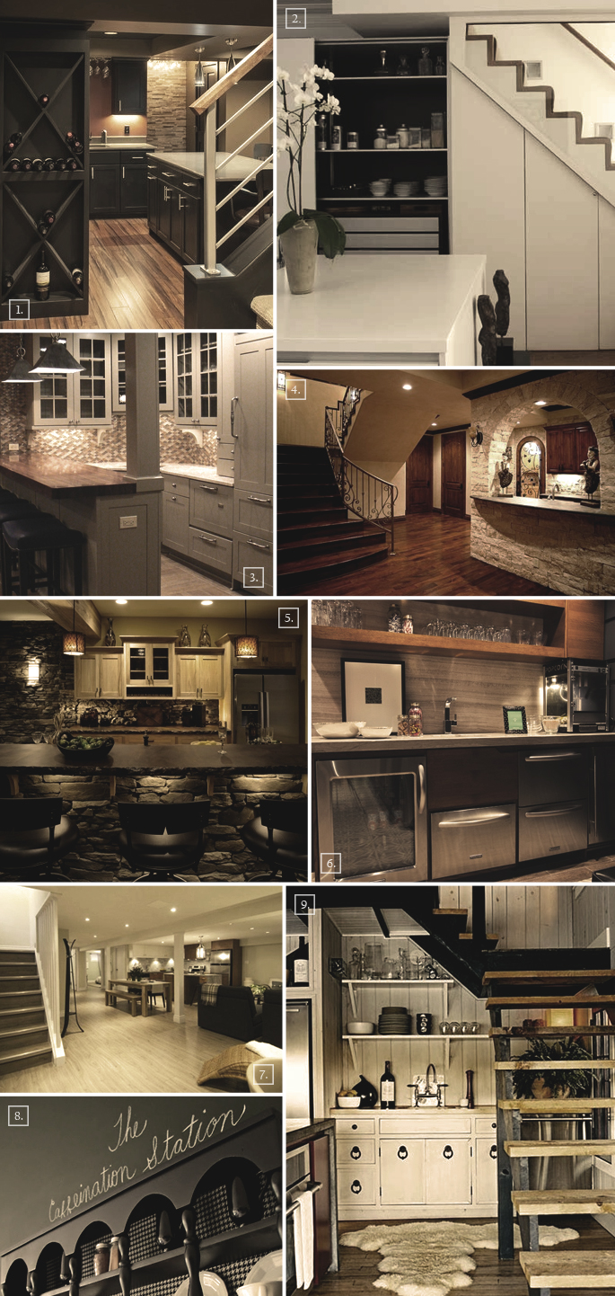 Looking At Basement Kitchen Ideas And Designs Home Tree