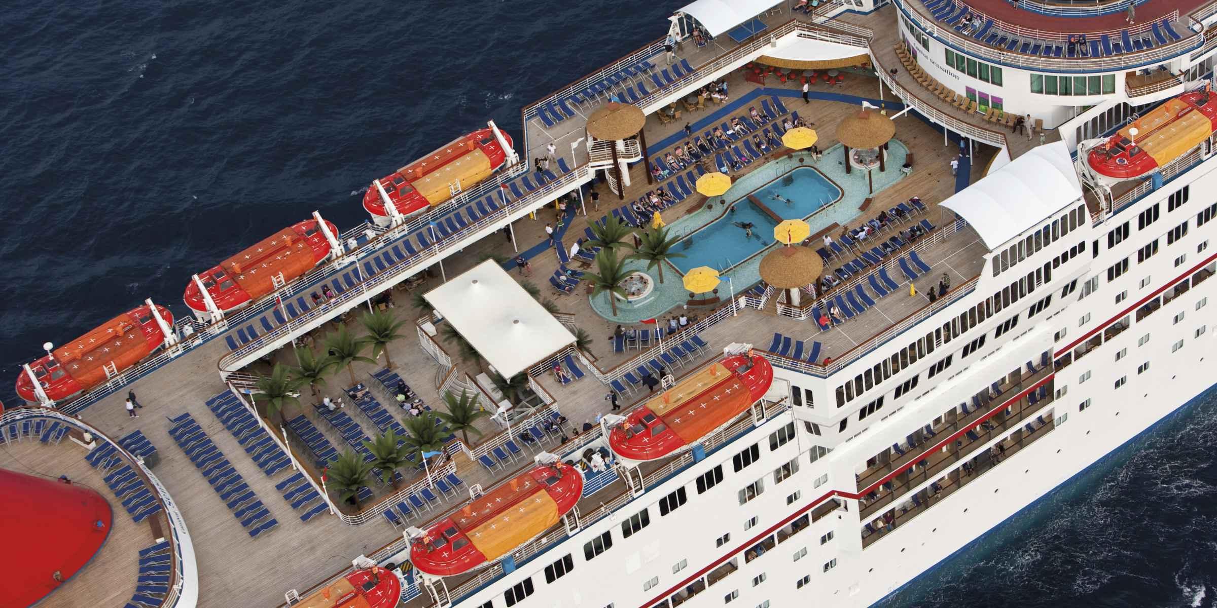Carnival Cruises Cruise Deals On Carnival Sensation