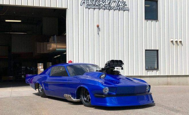 Custom Jobs Paint Drag Car