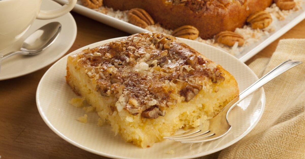 Easy Cake Recipes No Butter