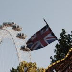 Londres, london eye, noria