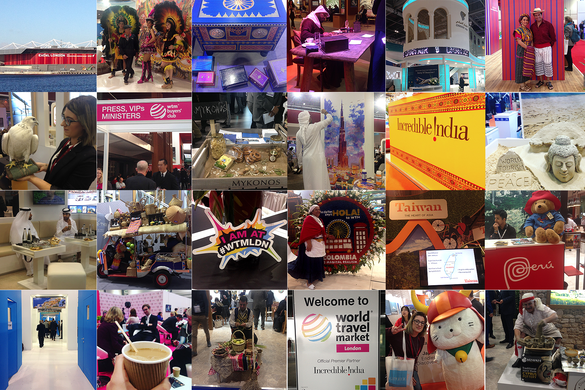 WTM World travel market