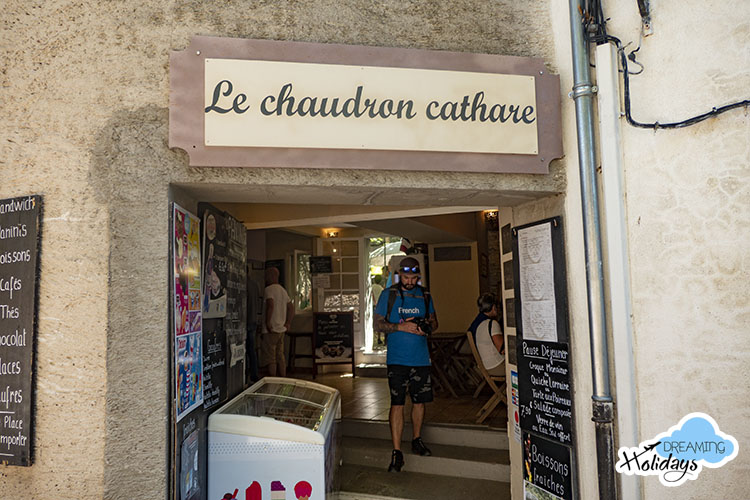 chaudron cathare carcassonne