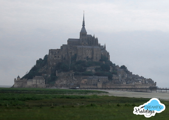 Le Mont Saint Michel Normandía