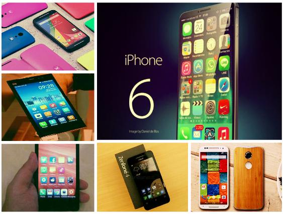 5 smartphones you can buy instead of an iPhone 6