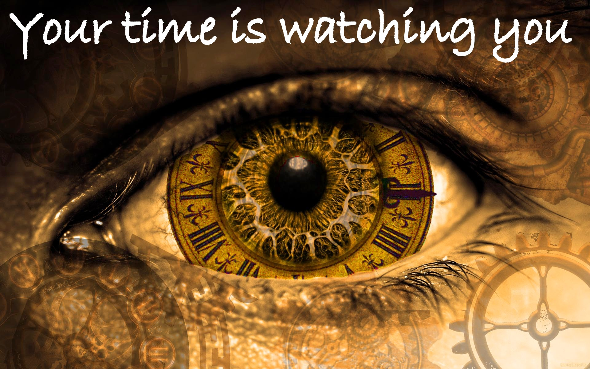 Your Time is Watching You - Time Quotes