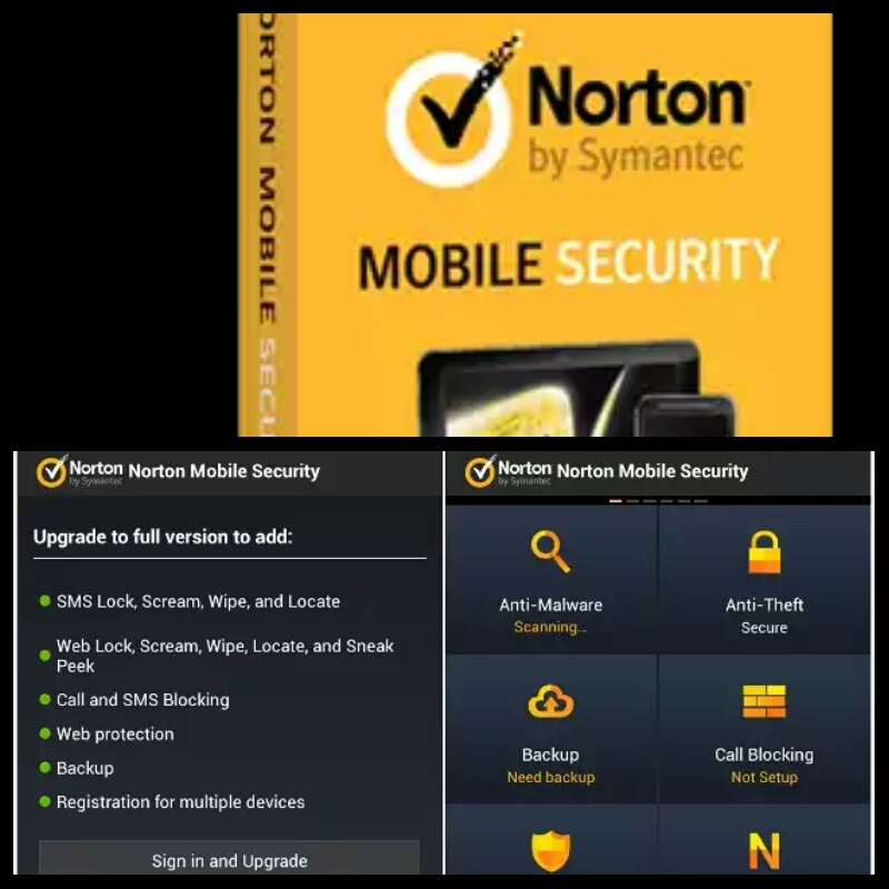 Norton Antivirus 2014 review - For Mobile