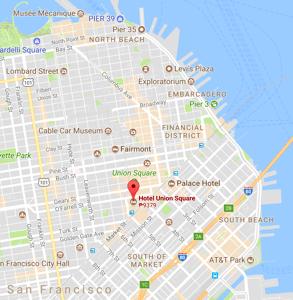 san francisco union square map » ..:: Edi Maps ::.. | Full HD Maps
