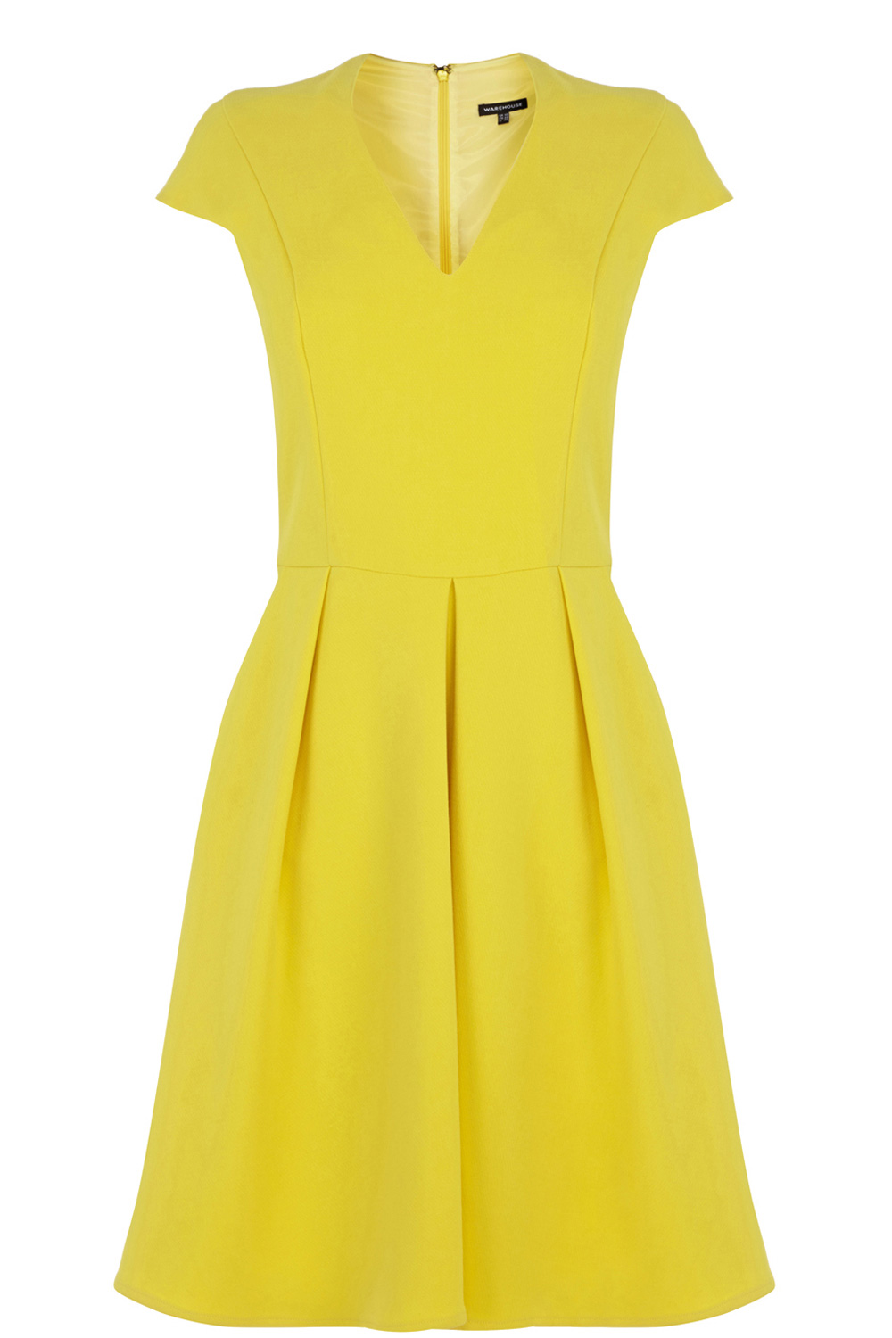 Yellow Dress Fall Wedding