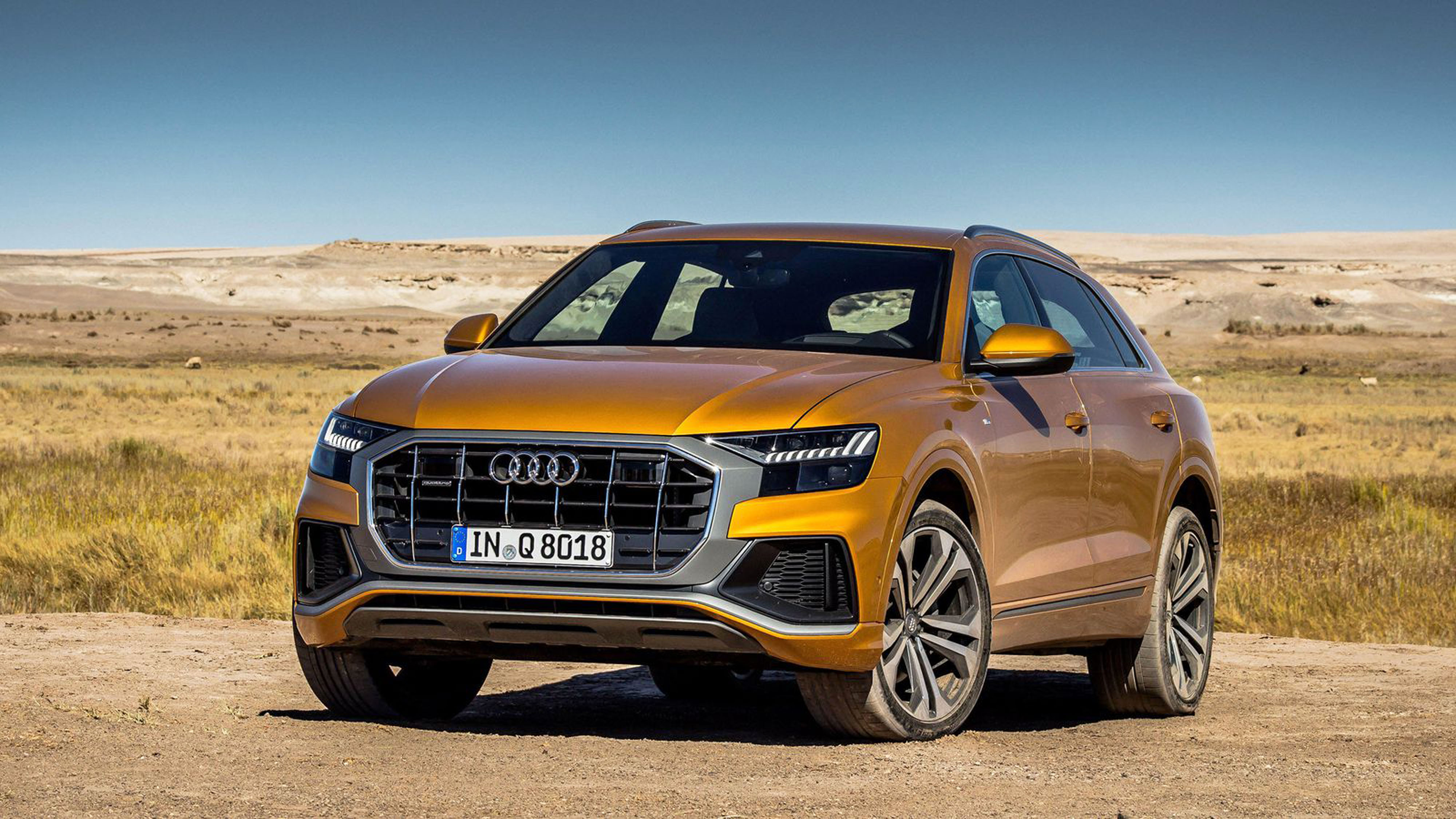 2019 Audi Q8 Suv Preview Technology And Style In A Coupe