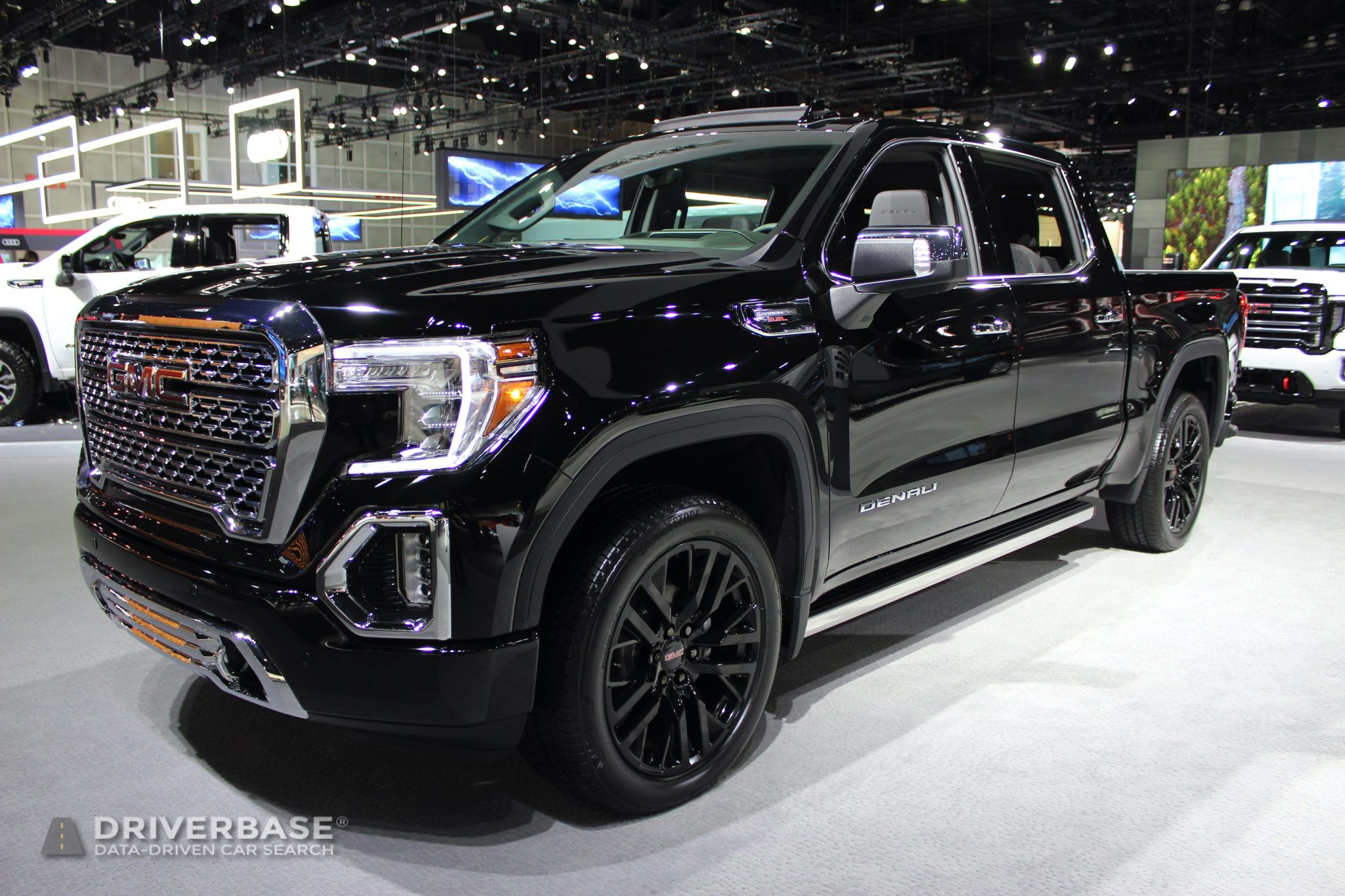 2020 Gmc Sierra 1500 Denali At The 2019 Los Angeles Auto