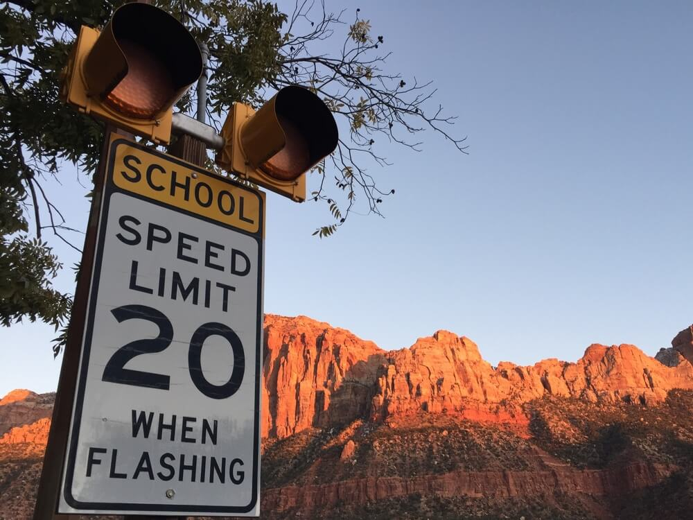 School Crossing Locations