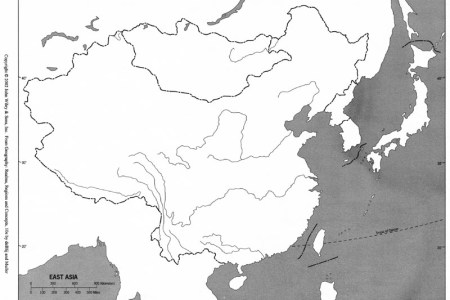 east asia map blank » Full HD MAPS Locations - Another World ...