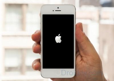 """Айфон в режиме """"вечного яблока"""""""