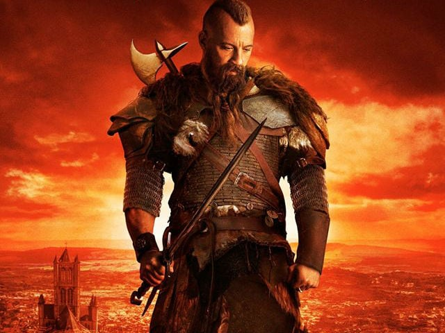 The Last Witch Hunter Visually Attractive But Tiresome