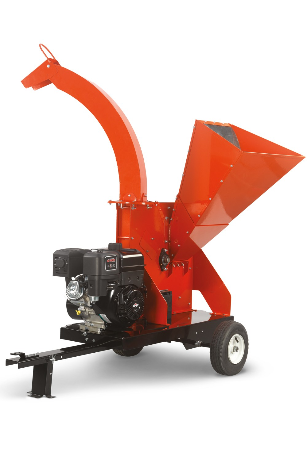 Used Wood Chipper Shredder