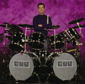 Mean Mean Stride  The Drums Of Neil Peart     DRUM  Magazine The Simmons pads changed to ddrums for Presto