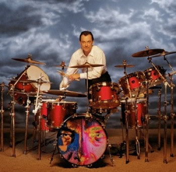 Mean Mean Stride  The Drums Of Neil Peart     DRUM  Magazine It took a year to design the Test For Echo kit