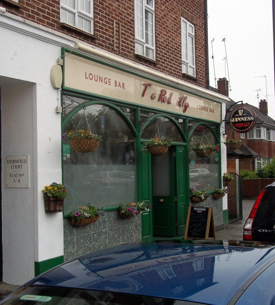 Red Filly, Mill Hill, London | The Endless British Pub ...
