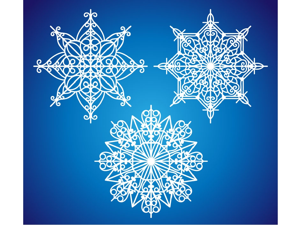 images of snowflakes - 800×709