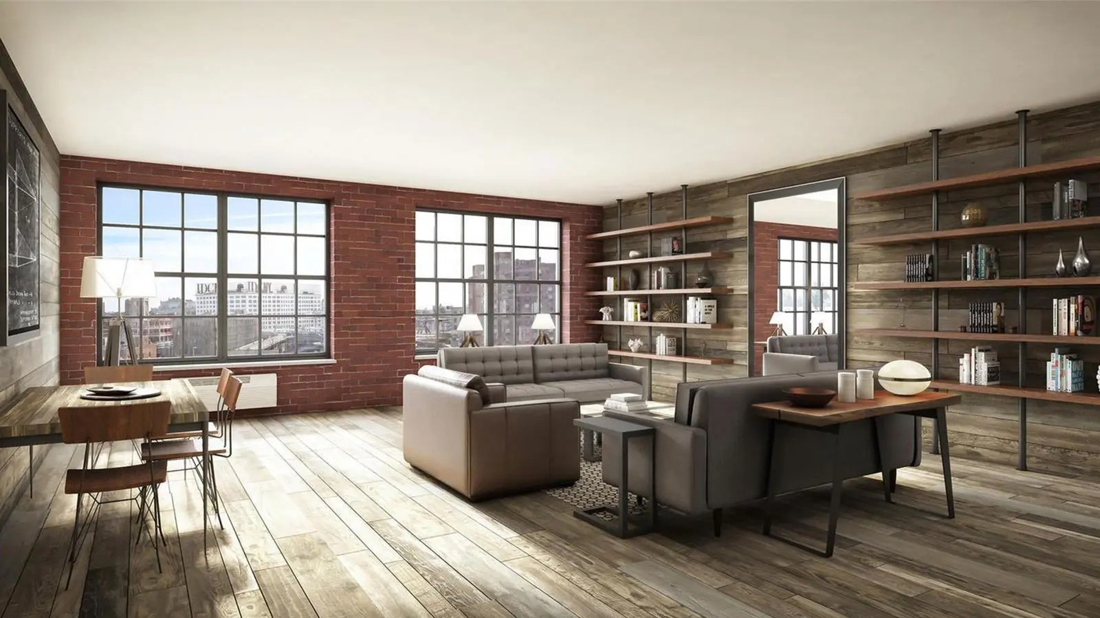 Factory Apartments Nyc