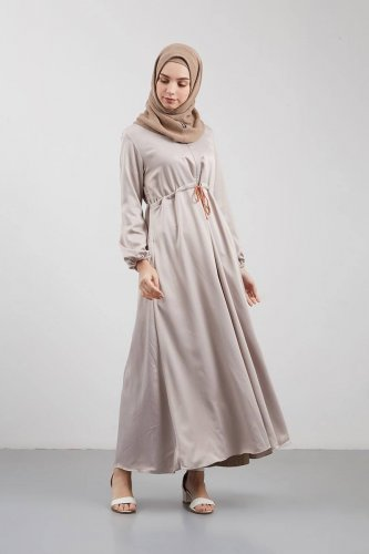 Syaheera Gizella Dress Mocca