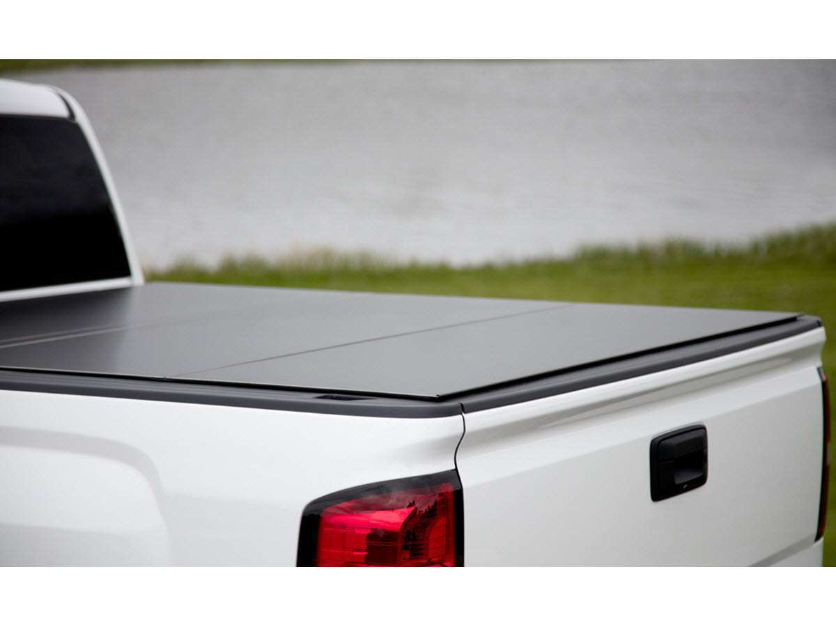 Dsi Automotive Weathertech Alloycover Hard Truck Bed Cover