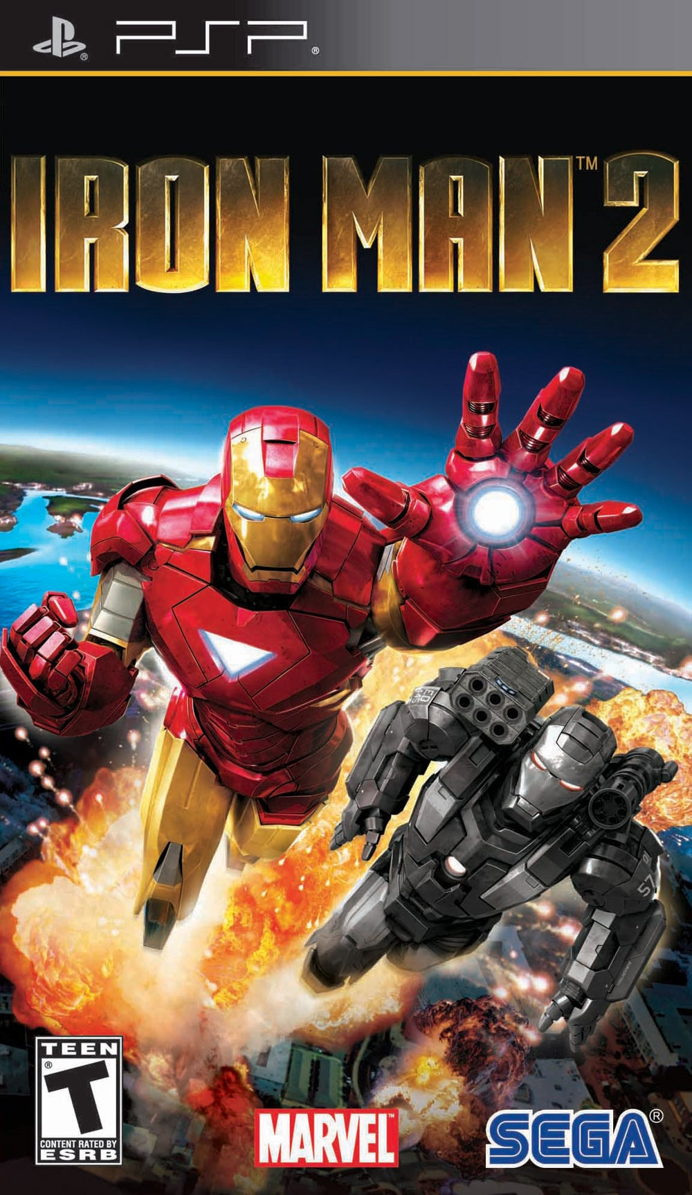 Iron Man 2 - PlayStation Portable - IGN