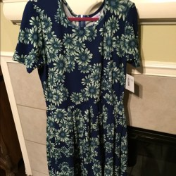067aaee3d3a60 Lularoe Amelia Dress With Sunflowers | Gardening: Flower and Vegetables