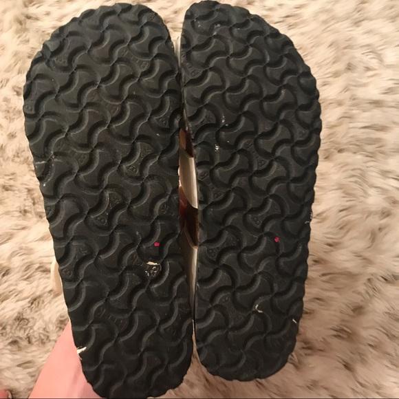 56% off Birkenstock Shoes - Papillio Birkenstock Floral ...