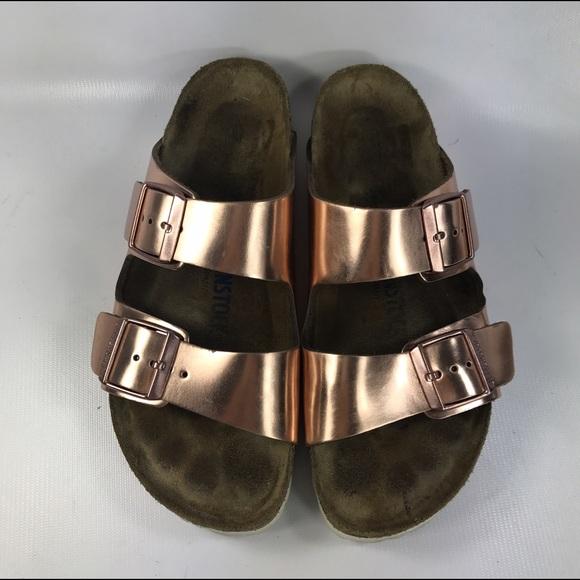 56% off Birkenstock Shoes - Birkenstock Arizona soft bed ...