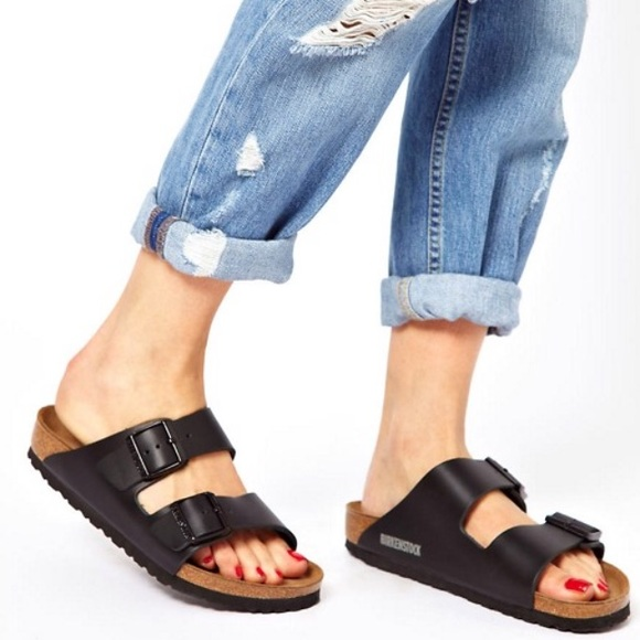 52% off Birkenstock Shoes - Adorable Arizona soft Bed ...
