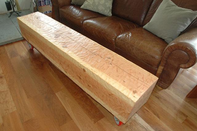 Custom Handmade Wooden Benches Dumond S Custom Furniture