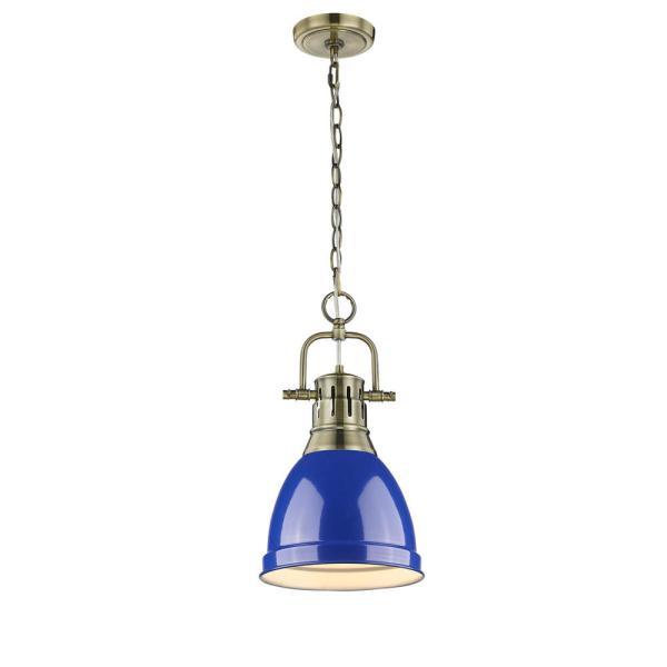mini pendant light on chain # 79