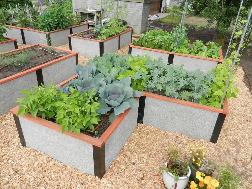 Raised Garden Box Instructions