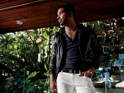 Watch Behind The Scenes At Drake S Gq Photo Shoot July