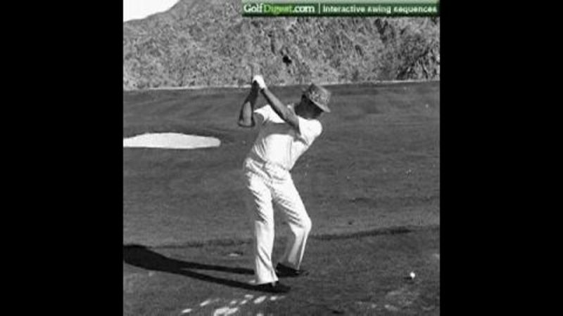 Watch Classic Swing Sequences Sam Snead S Signature