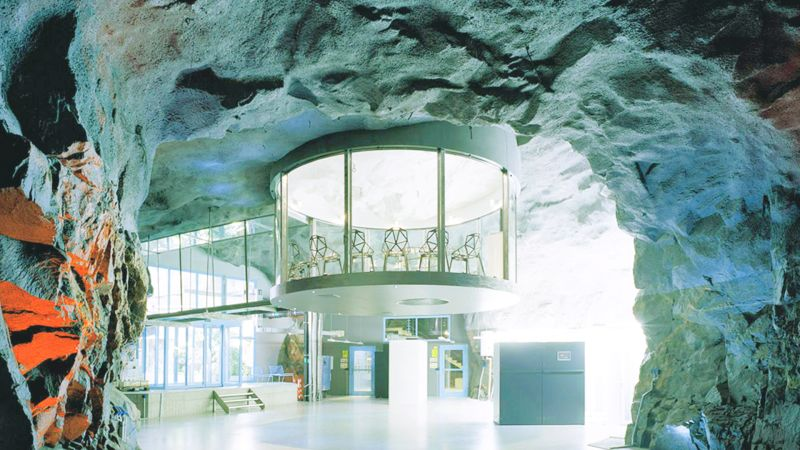 Watch 7 Of The Most Stunning Underground Structures In The