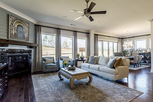 David Weekley Homes Launches Encore Homes For 55 Buyers